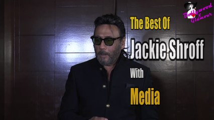 The Best Of Jackie Shroff With Media