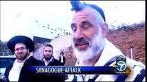 3 American rabbis among 5 dead in brutal attack at Jerusalem synagogue