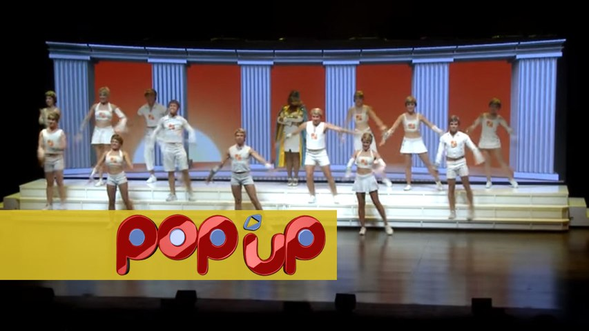 WE WILL ROCK YOU - POP UP