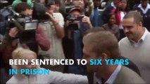 Breaking: Oscar Pistorius Sentenced to Six Years for his girlfriend's murder