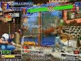king of fighters kof 98 neo geo DM plus