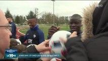 """""""Le 19 45"""" , M6 : Qui a eu son bac, parmi les Bleus de l'équipe de France"""