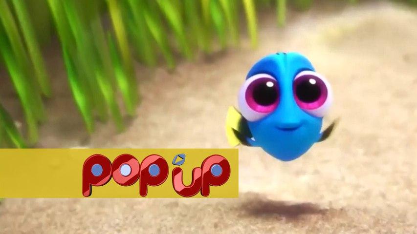 Procurando Dory - POP UP
