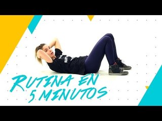 Rutina completa en 5 minutos!! | Pegar Lomazo