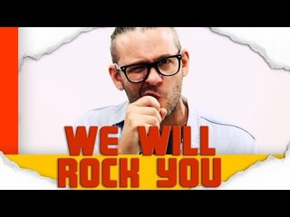 We will rock you (Queen cover) by Mauri Jortack