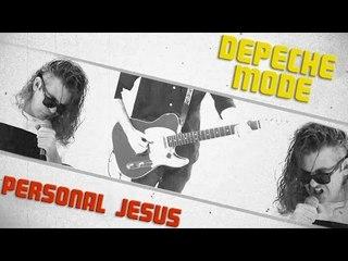 Personal Jesus (Depeche Mode cover) by Mauri Jortack