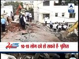 Six killed in Pune building collapse