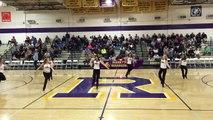 Righetti High School Dance Team Halftime 1/23/15