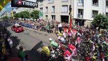 Onboard camera / Caméra embarquée - Étape 5  - Tour de France 2016