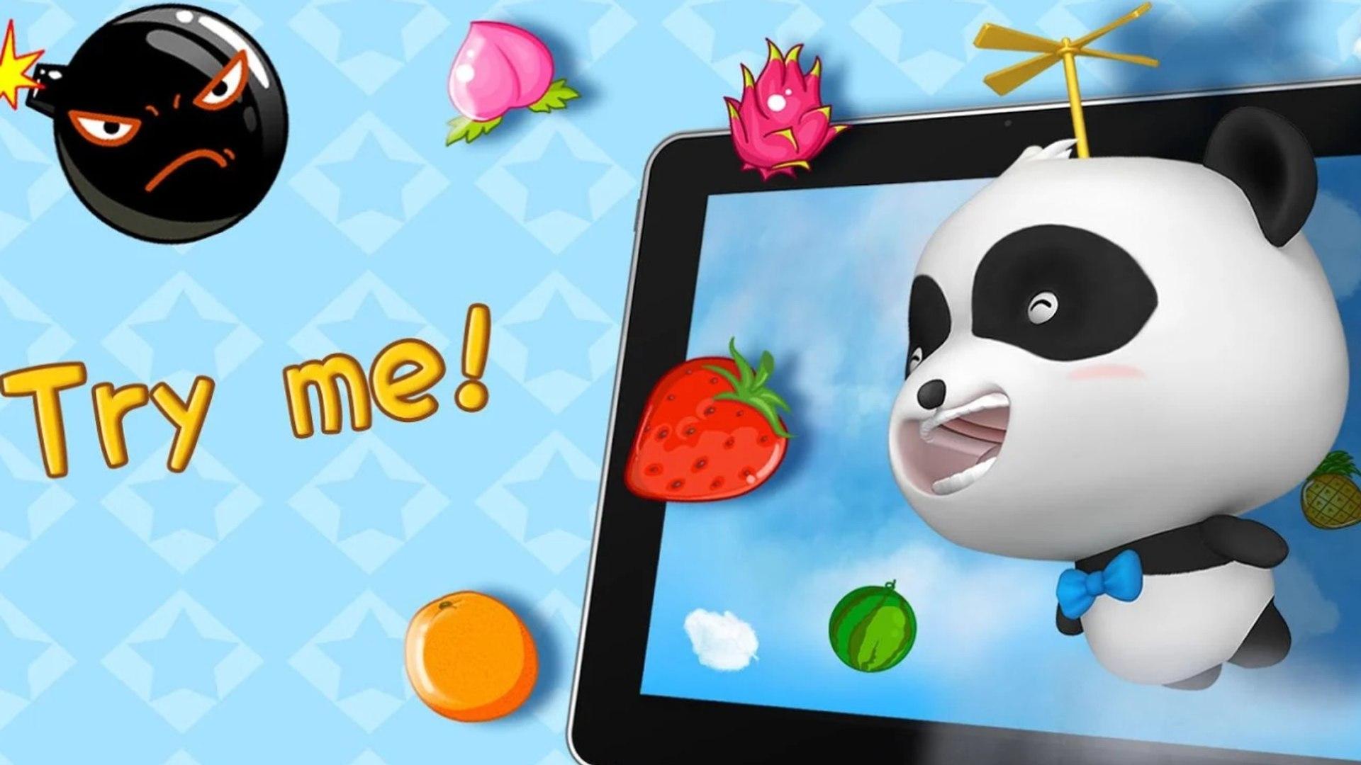 Outdoor Play Kids Learn Number of Outdoor Activities | Panda Games for Children | Babybus Kids