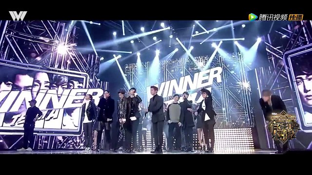 [VIETSUB] Phần giới thiệu của Mino và Seungyoon -The Collaboration [OAO Subteam]