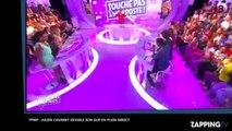 TPMP: Julien Courbet dévoile son caleçon en plein direct (Vidéo)