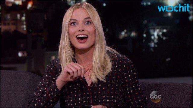 Margot Robbie Said Harley Quinn Fights Using Gymnastics