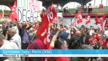 Loi travail : dernier meeting des syndicats avant l'été