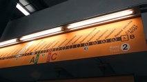 Pražské metro - linka B: Smíchovské nádraží, 19. a 20.7.2013