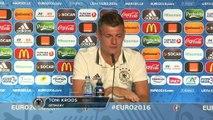 """Demies - Kroos : """"Beaucoup de respect pour la France"""""""