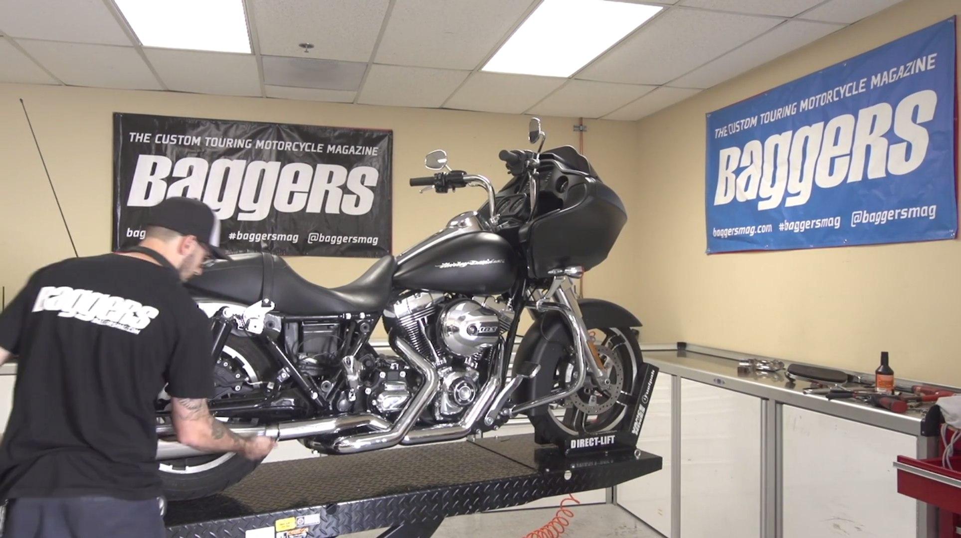 Baggers Sound-Off: Magnaflow Top Gun 4