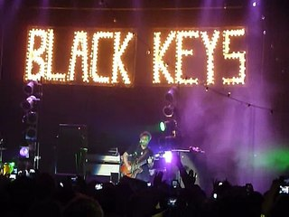 The Black Keys @ The Hollywood Palladium - 9/27/10
