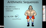 Algebra 2 11 2 Lesson Part 1 Arithmetic Sequences and Series