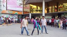 ICC World T20 Bangladesh 2014 - Flash Mob, Dhaka City College Batch-15