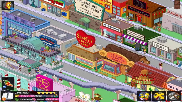 The Simpsons Tapped Out New Update (Homers Chiliad)