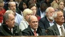 Six ans de prison pour Oscar Pistorius