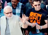 Salman Khan Invites Narendra Modi for Sisters Wedding | Bollywood News 2014