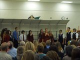 "Fremd Collage Concert 9-26-13 Vocal Jazz ""September Song"""