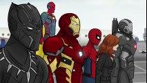 How Captain America׃ Civil War Should Have Ended
