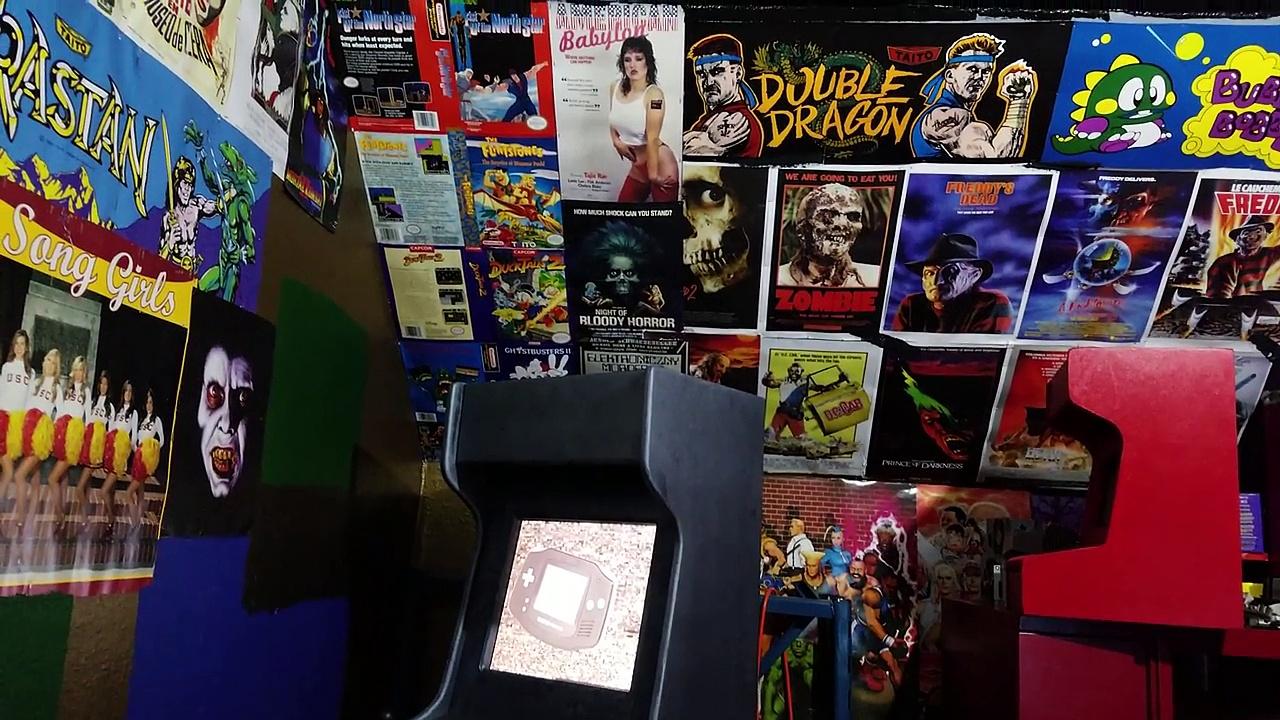 Bartop Arcade Reference 2 (Los angeles) custom 10235in1