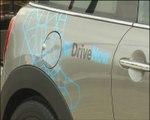 Le système de voitures partagées DriveNow débarque à Bruxelles