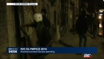 Rio Olympics 2016: Brazilians protest Olympic spending