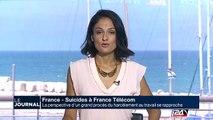 Suicides à France Télécom: menaces de poursuites pour harcèlement moral au travail