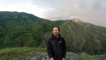 Зеленогорье. The Green Hills, Crimea. Panoramic GoPro