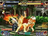 king of fighters kof 99 neo geo china kof