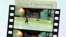 Figure Skating: 1 Foot and 2 Foot Spin