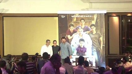 Dangal Poster Launch #Aamir Khan #Siddharth Roy Kapur #Nitesh Tiwari #Full Event #Bollywood News #News Adda