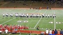 August 29, 2014 Torrey Pines High School Varsity Dance Team