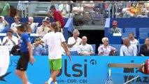 David Ferrer vs Alexandr Dolgopolov (ATP 250 Niza 2011) 11/15