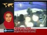 Israel attacks turkish ship Gaza - 20 Killed in israeli Attack on Gaza News.flv