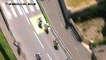 110 KM à parcourir   to go - Étape 6   Stage 6 (Arpajon-sur-Cère   Montauban) - Tour de France 2016