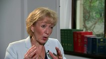 Andrea Leadsom on gay marriage