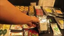 Ration militaire des forces spéciales russes : 5000 calories pour 24h !