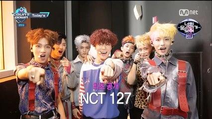 160707 Once Again + Fire Truck NCT 127cut_Min.cho
