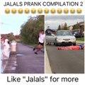 JALALS Prank Compilation: The Best of - Suicidal Clown, Scare Prank, Dynamite Prank, Bomb Prank & Conjuring Prank