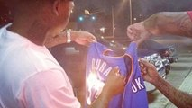 Oklahoma City Thunder Fans Lose Their Minds After Kevin Durant's Departure