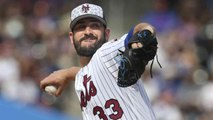 Mets Place Matt Harvey on DL