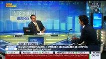 """Marchés obligataires: """"On a une grande incertitude globale qui va s'étendre sur plusieurs mois après le référendum sur le Brexit"""", Thierry Sarles - 07/07"""