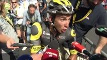 Cyclisme - Tour de France : Coquard «Je n'ai pas pu sprinter»
