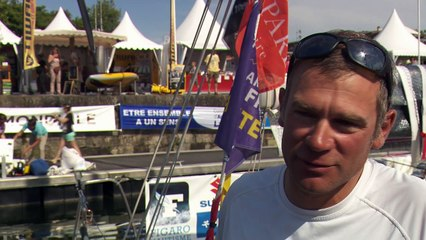 Solitaire Bompard Le Figaro - ITV T. Chabagny (Gedimat)